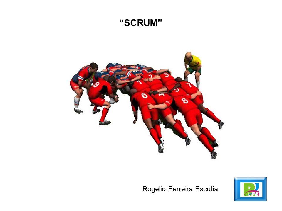 SCRUM Rogelio Ferreira Escutia