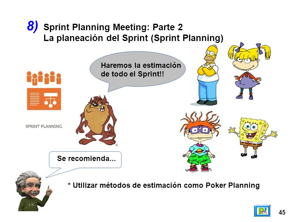 8) Sprint Planning Meeting: Parte 2