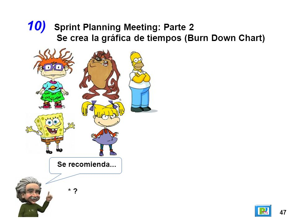 10) Sprint Planning Meeting: Parte 2