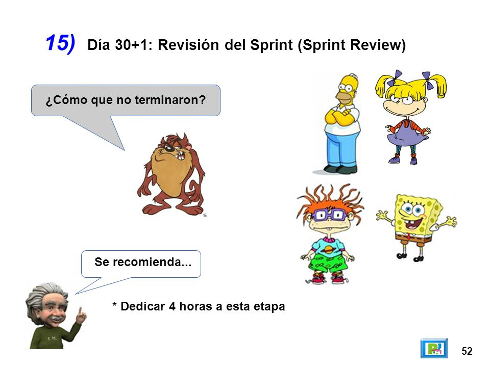 15) Día 30+1: Revisión del Sprint (Sprint Review)