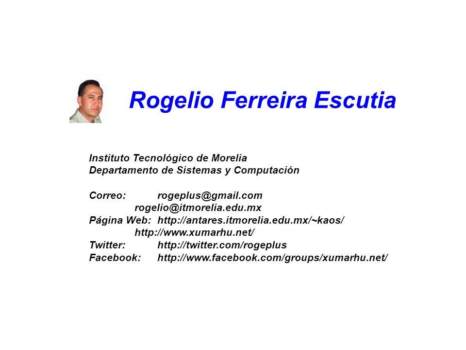 Rogelio Ferreira Escutia