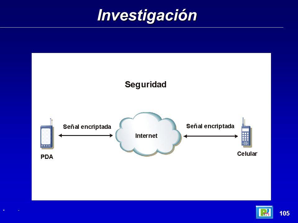 Investigación - 105