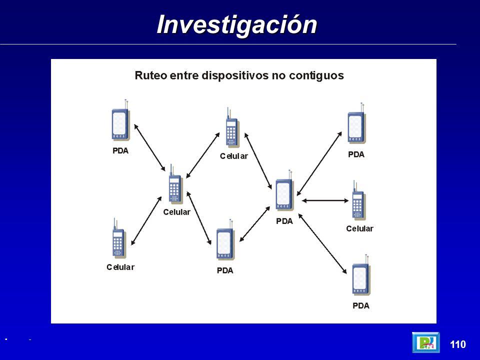 Investigación - 110