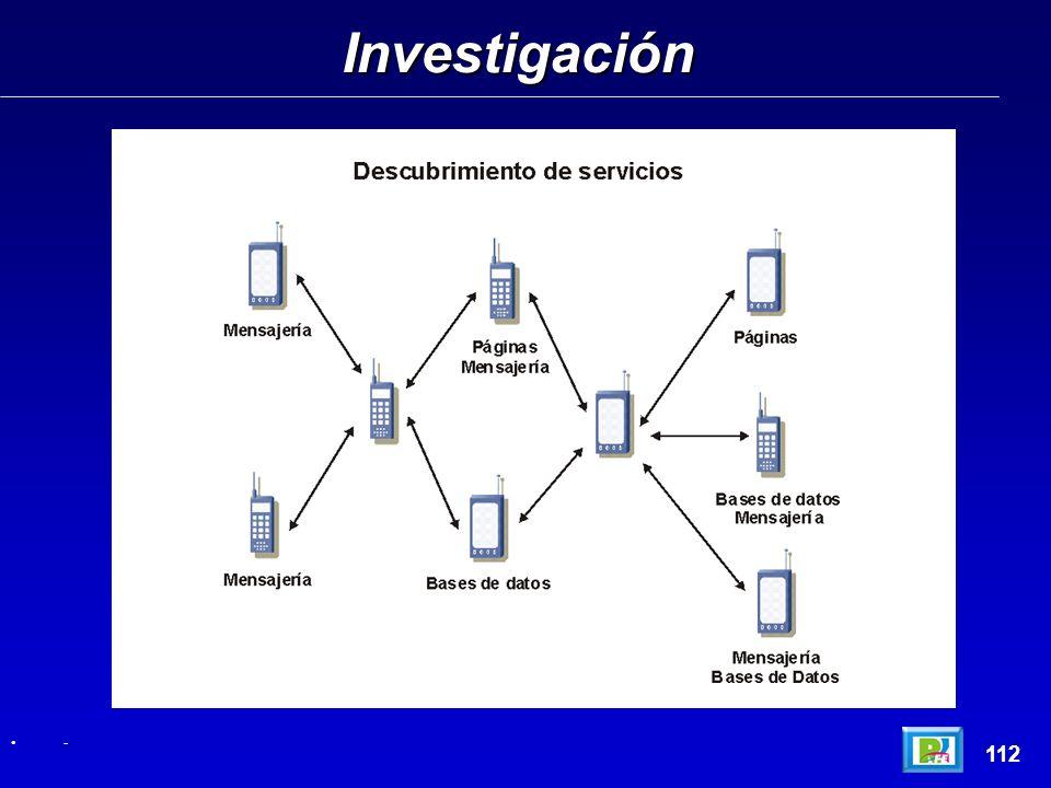 Investigación - 112