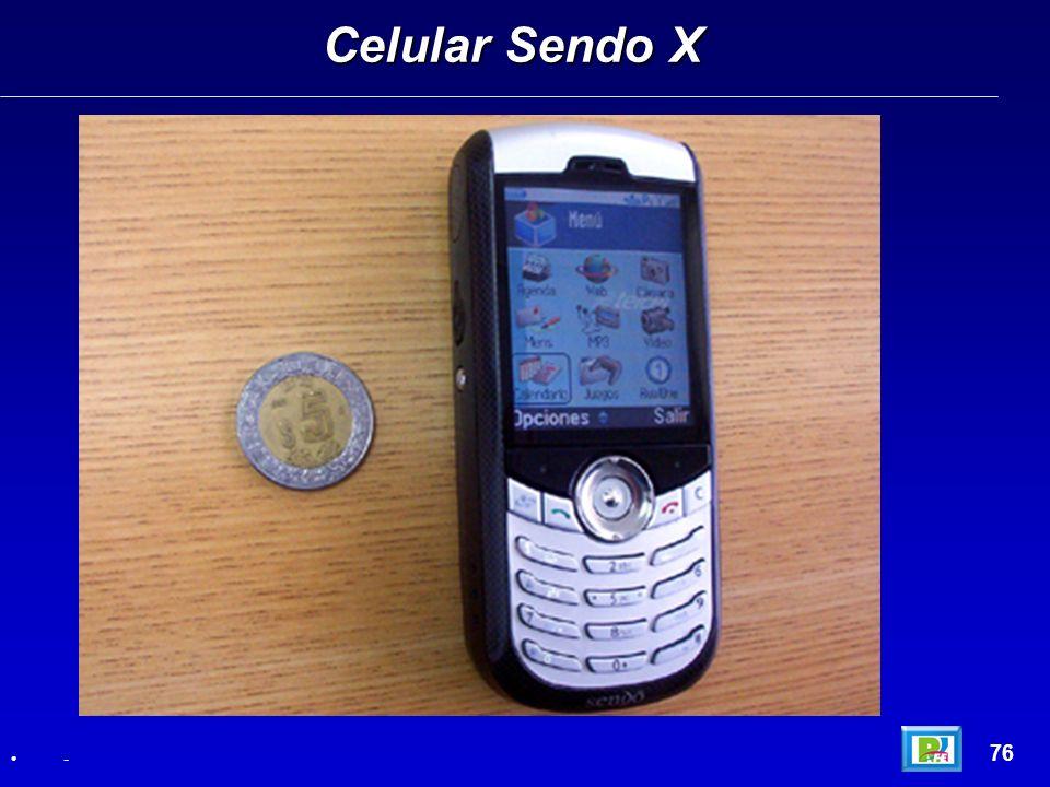 Celular Sendo X 76 -
