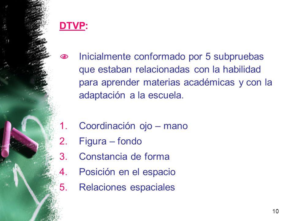 DTVP:
