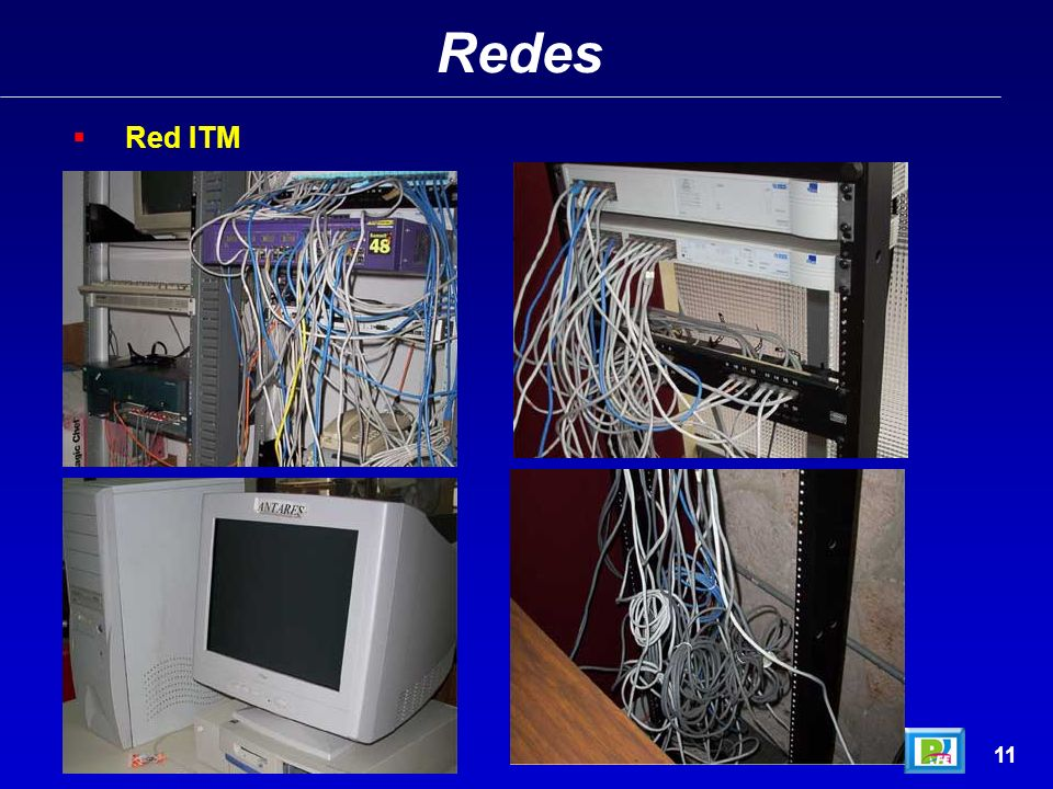 Redes Red ITM 11