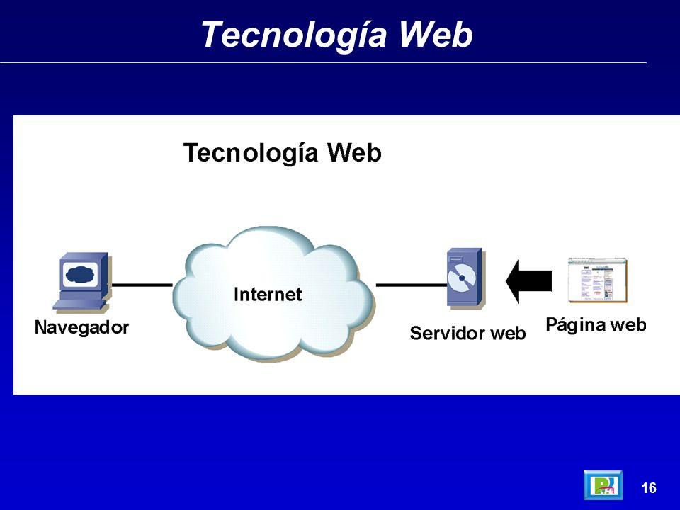 Tecnología Web 16