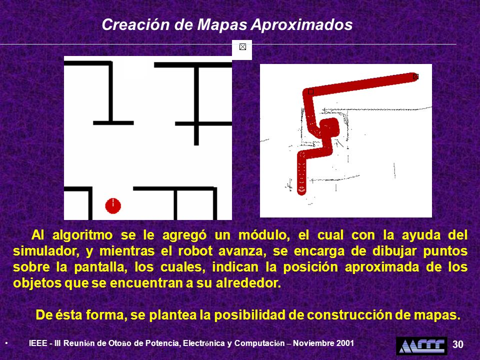 Creación de Mapas Aproximados