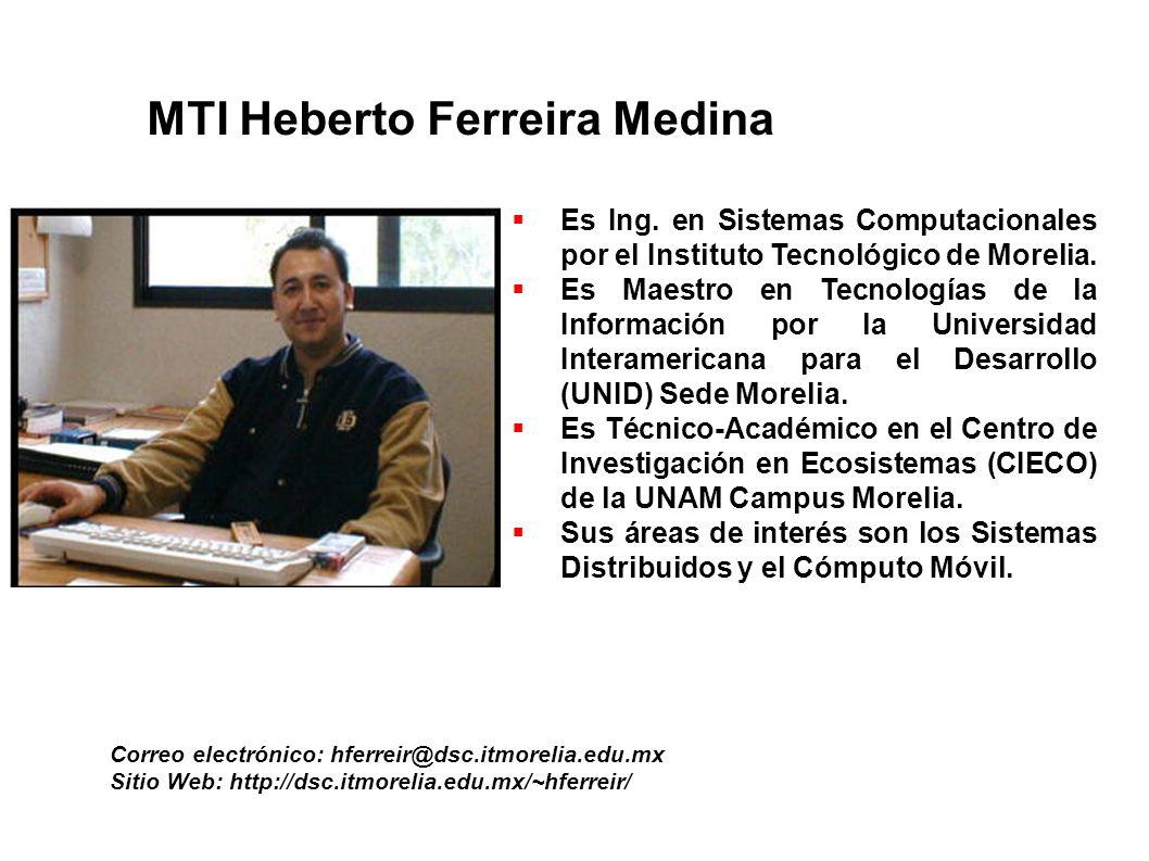 MTI Heberto Ferreira Medina