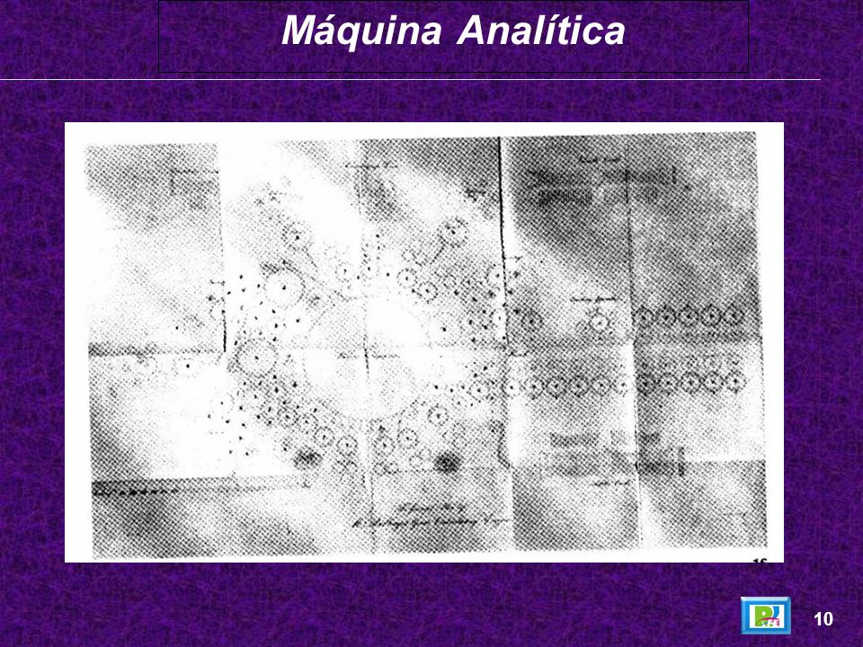 Máquina Analítica 10
