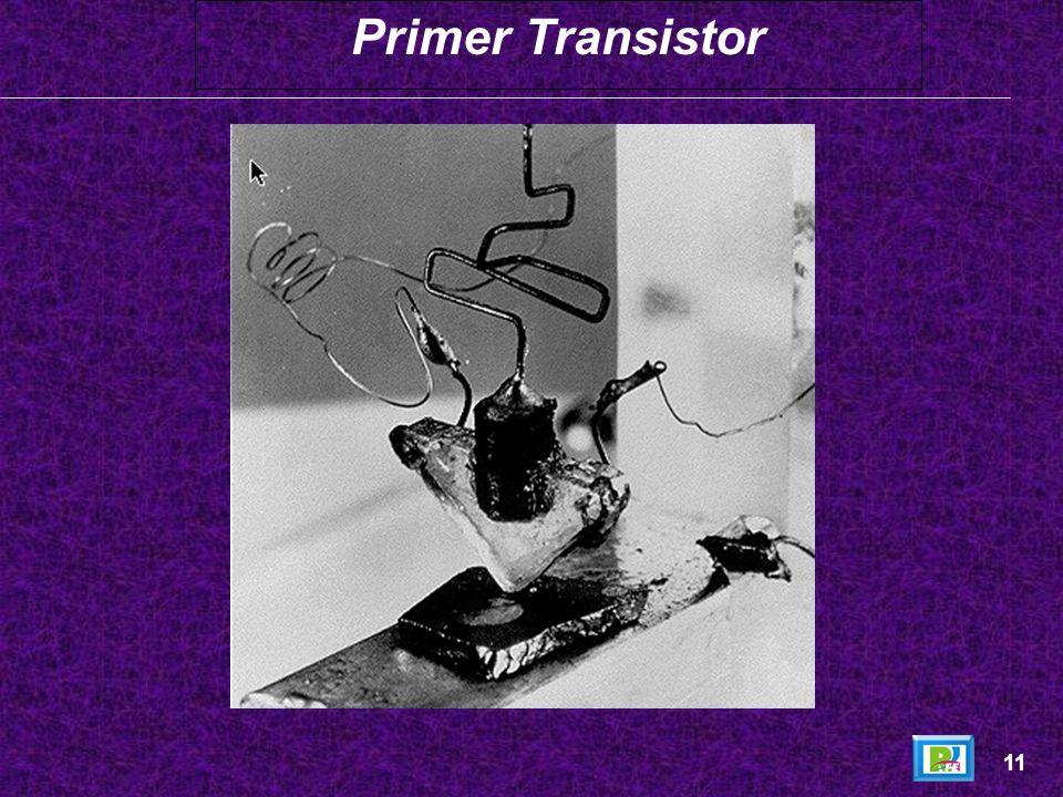 Primer Transistor 11