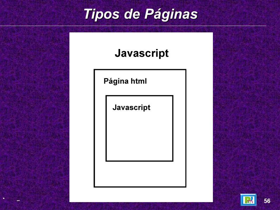 Tipos de Páginas _ 56