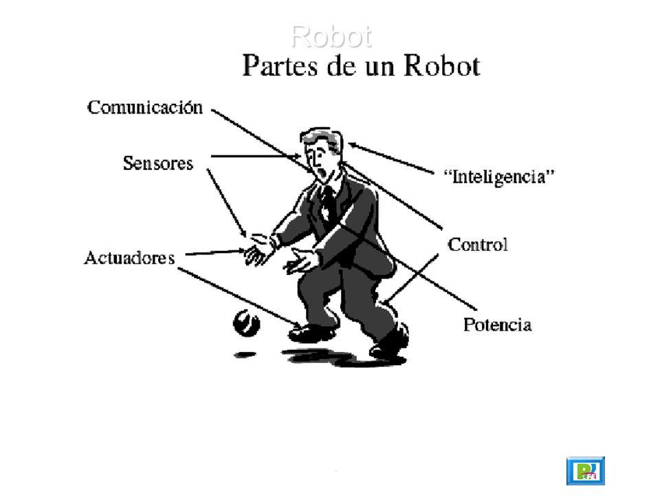 Robot Curso Robótica Móvil , Enrique Sucar, ITESM Cuernavaca 2004. 23