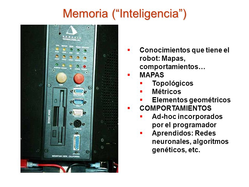 Memoria ( Inteligencia )