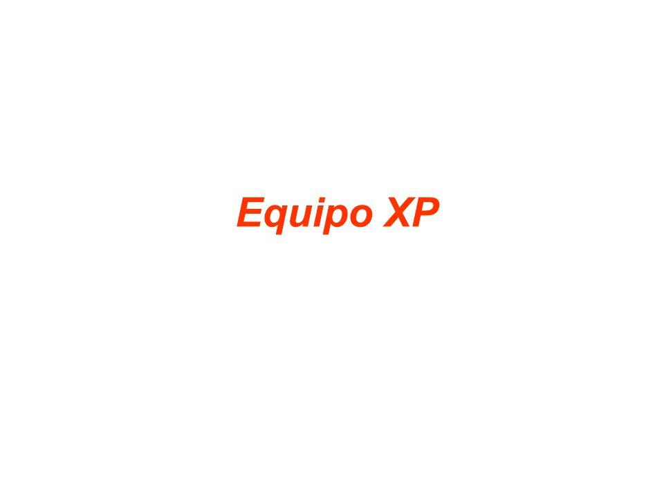 Equipo XP