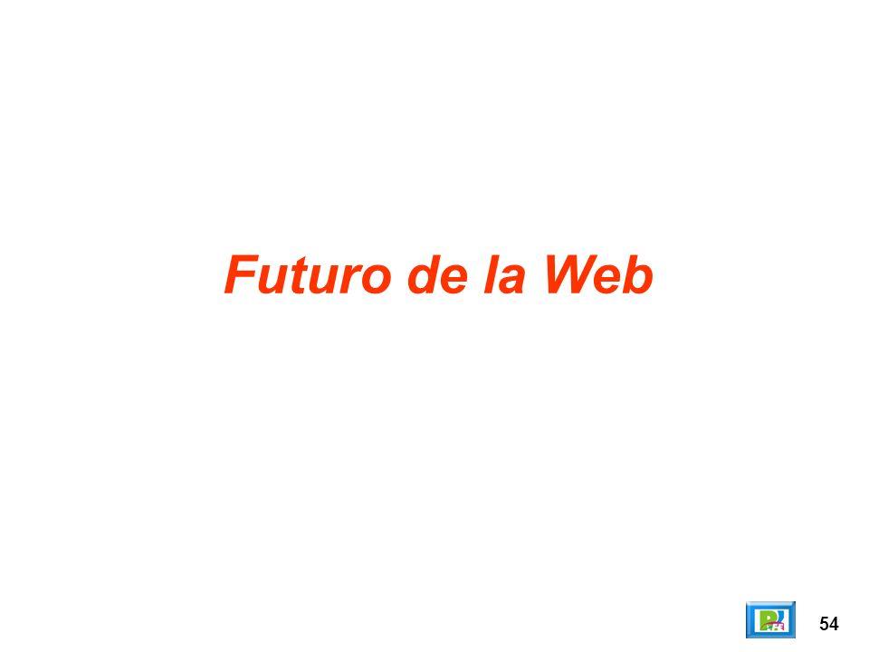 Futuro de la Web 54