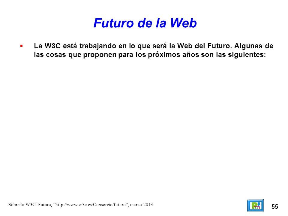 Futuro de la Web