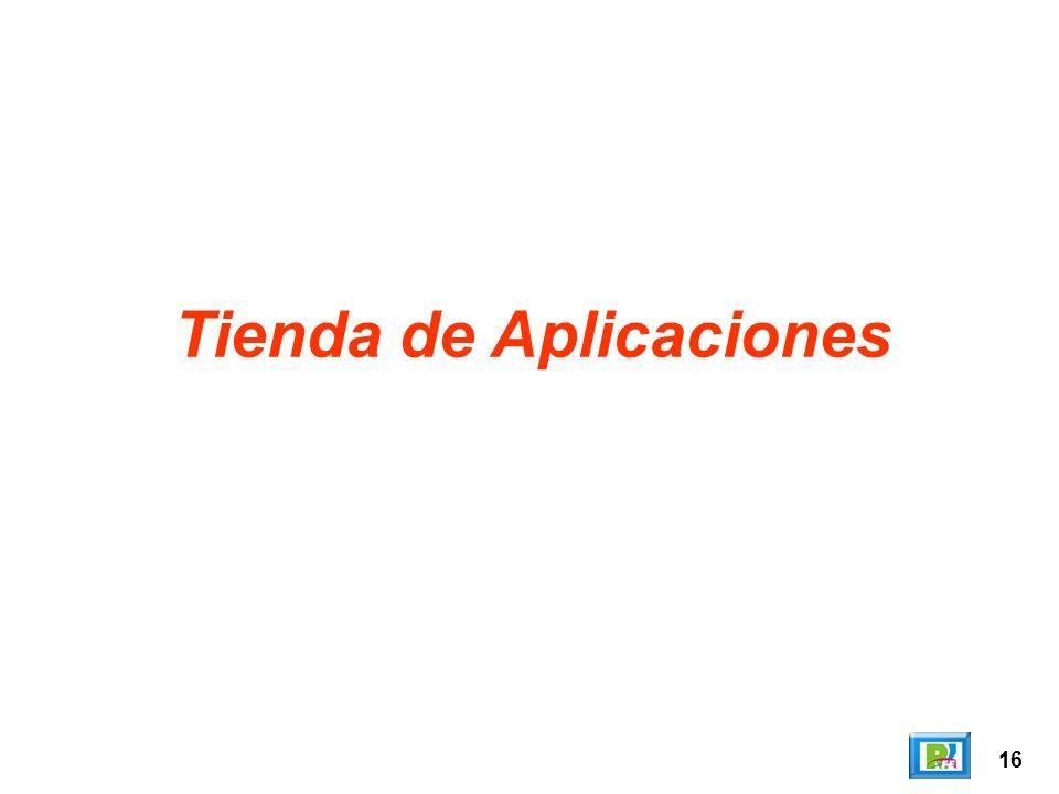 Tienda de Aplicaciones