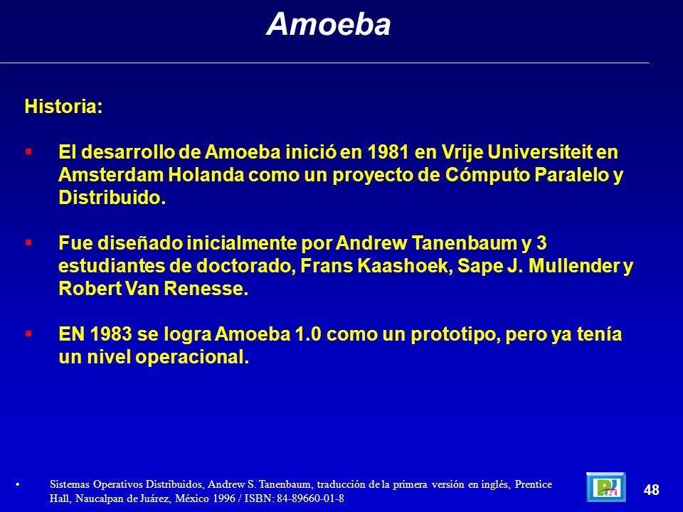 AmoebaHistoria: