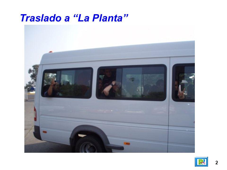 Traslado a La Planta 2