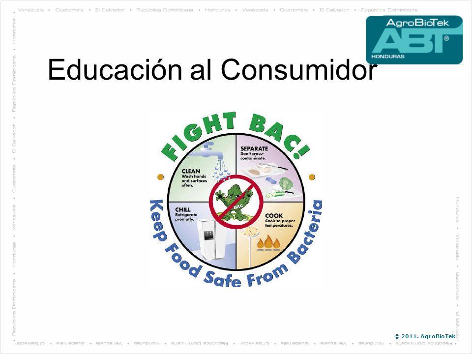 Educación al Consumidor