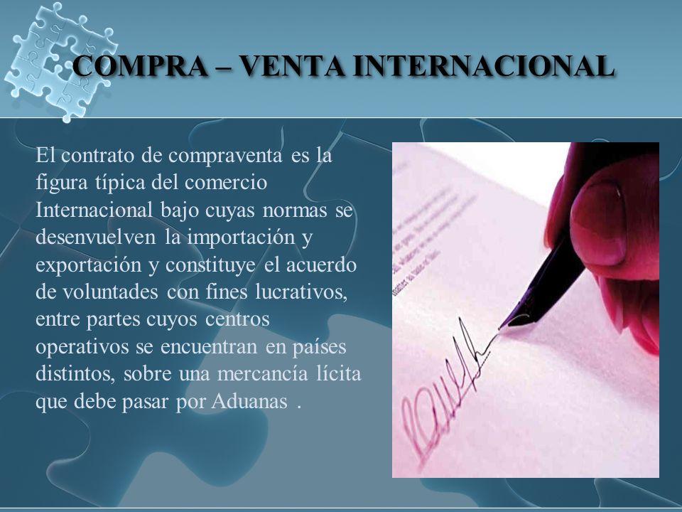 Contratos De Compra Y Venta Internacional Ppt Descargar