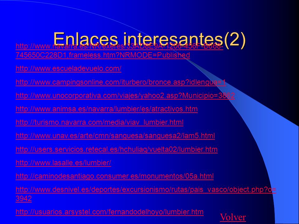Enlaces interesantes(2)