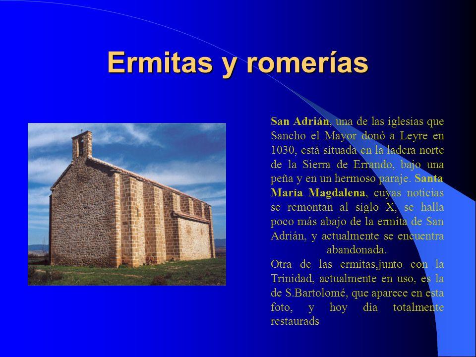 Ermitas y romerías