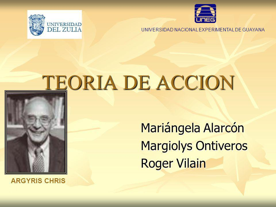 Mariángela Alarcón Margiolys Ontiveros Roger Vilain