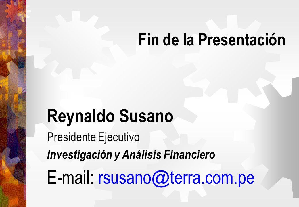 E-mail: rsusano@terra.com.pe