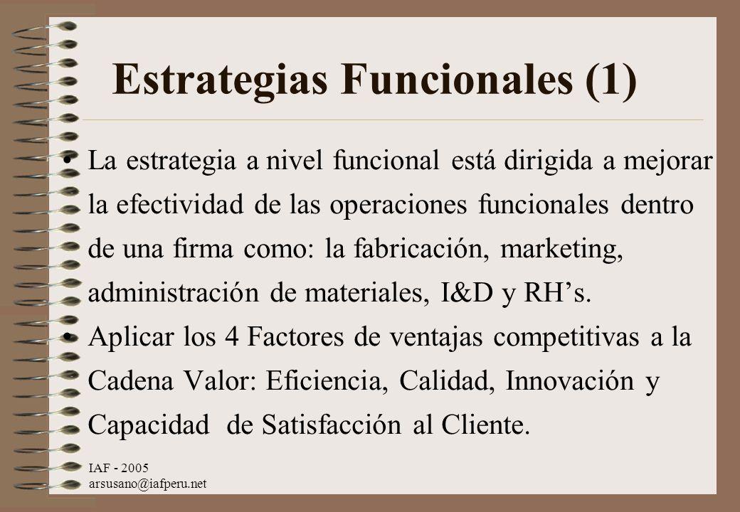 Estrategias Funcionales (1)