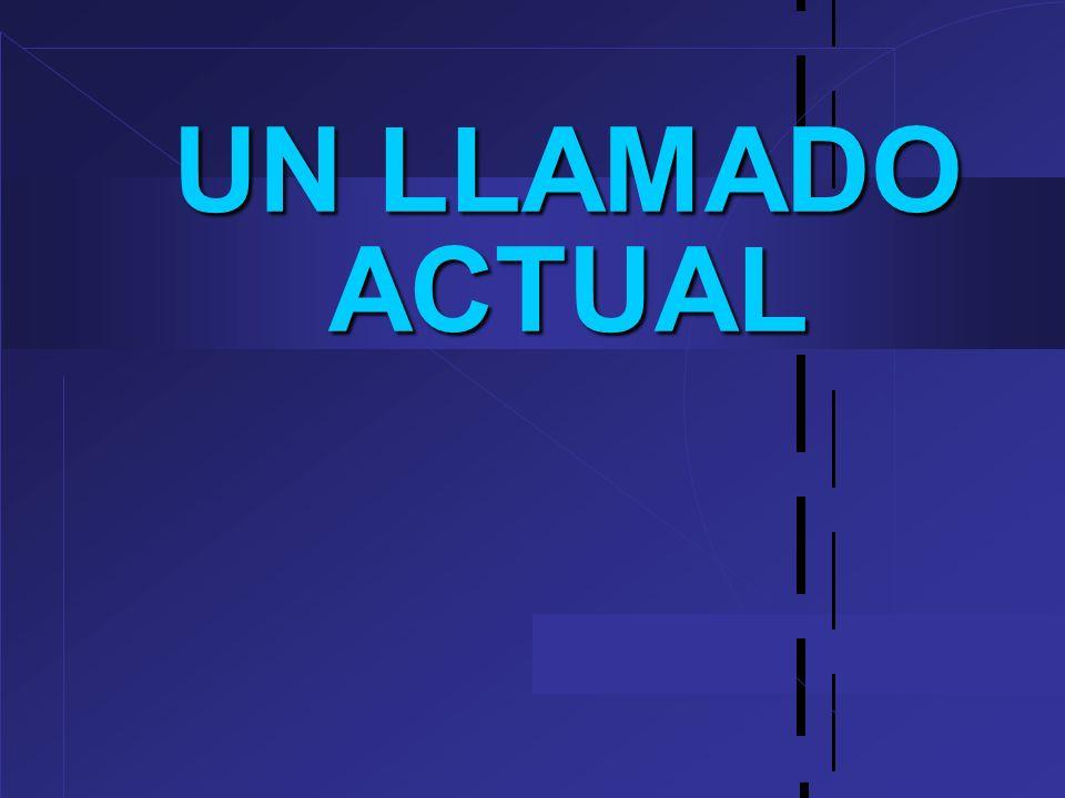 UN LLAMADO ACTUAL 35