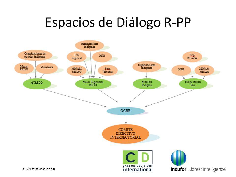 Espacios de Diálogo R-PP