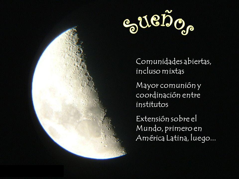 Sueños Comunidades abiertas, incluso mixtas