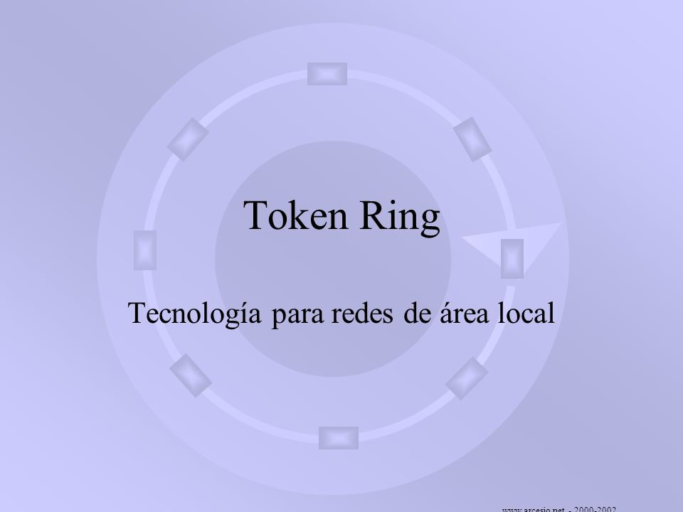 Tecnología para redes de área local