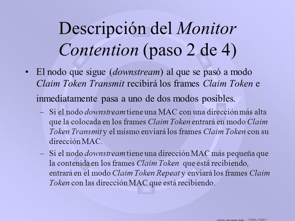 Descripción del Monitor Contention (paso 2 de 4)