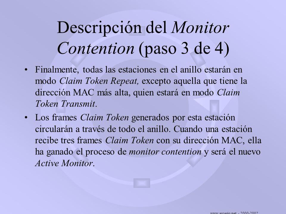 Descripción del Monitor Contention (paso 3 de 4)