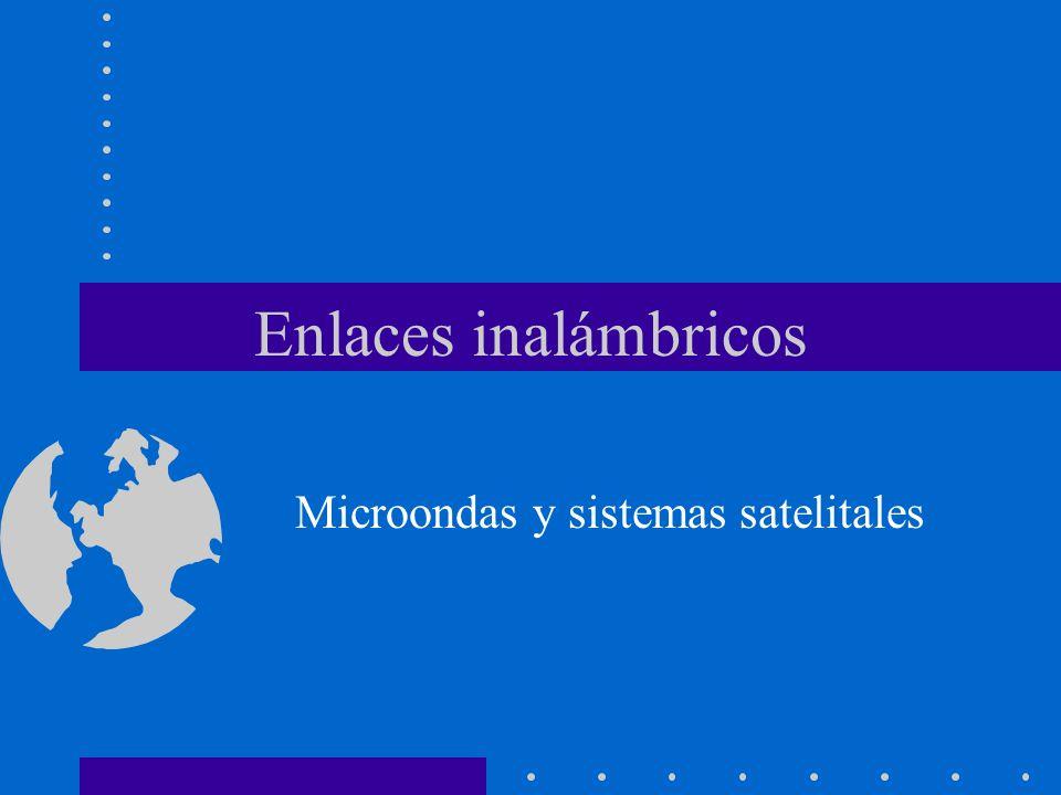 Microondas y sistemas satelitales