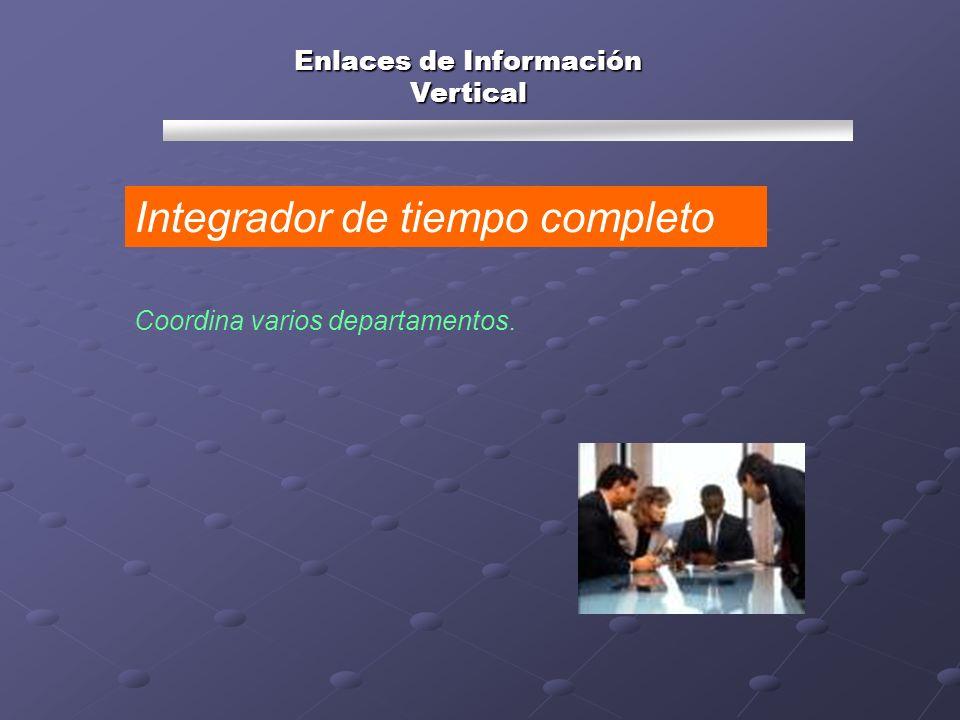 Enlaces de Información Vertical
