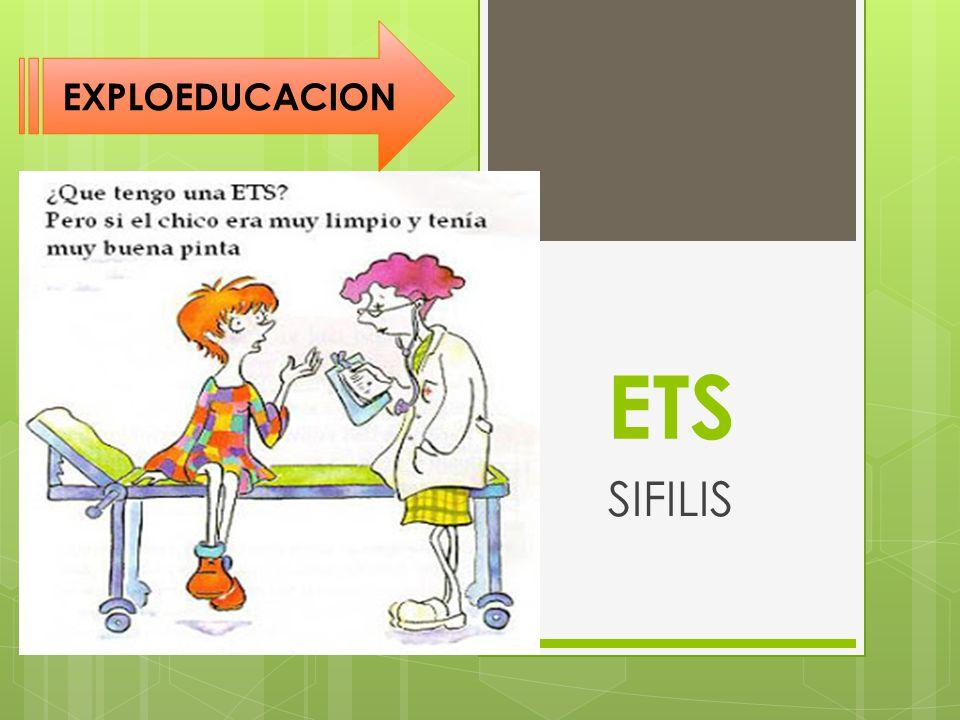 24/04/2017 EXPLOEDUCACION ETS SIFILIS