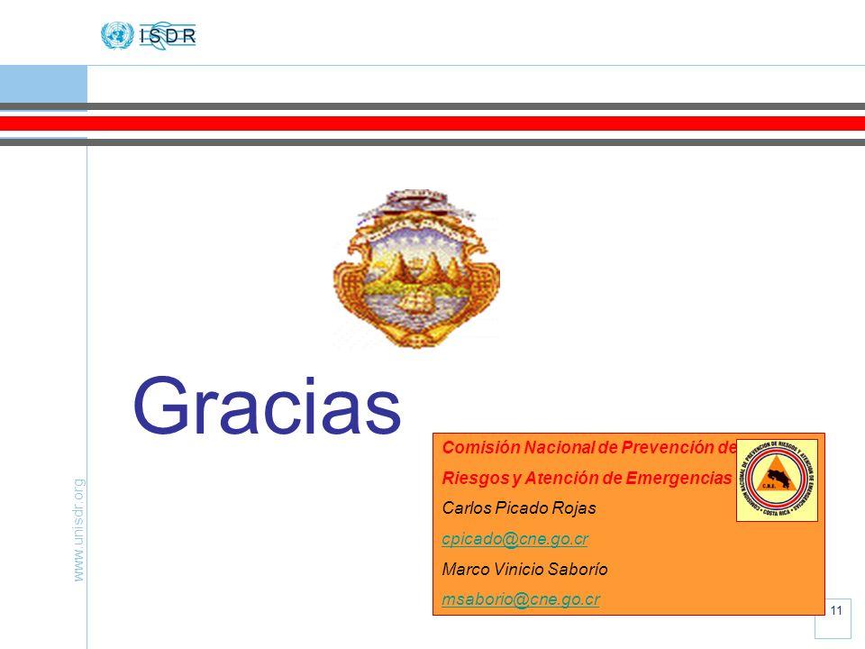 Gracias Comisión Nacional de Prevención de