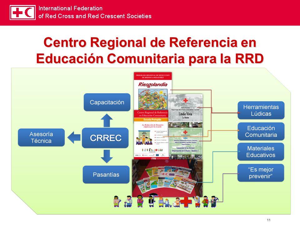 Centro Regional de Referencia en Educación Comunitaria para la RRD