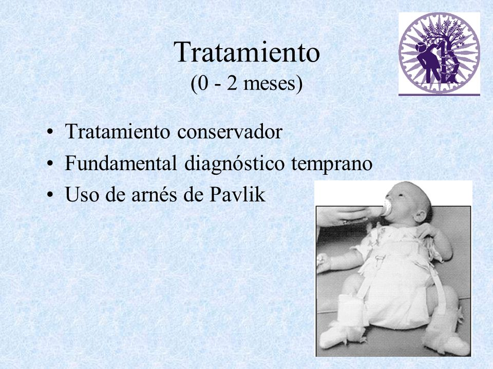 Tratamiento (0 - 2 meses) Tratamiento conservador