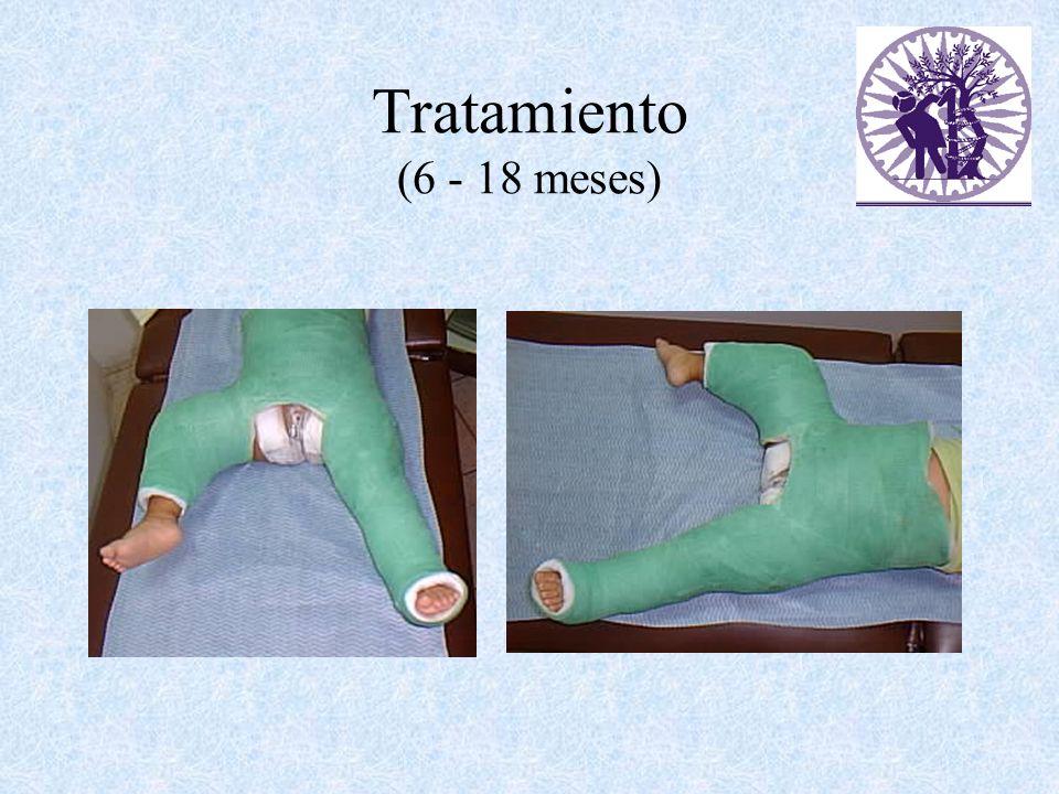 Tratamiento (6 - 18 meses)