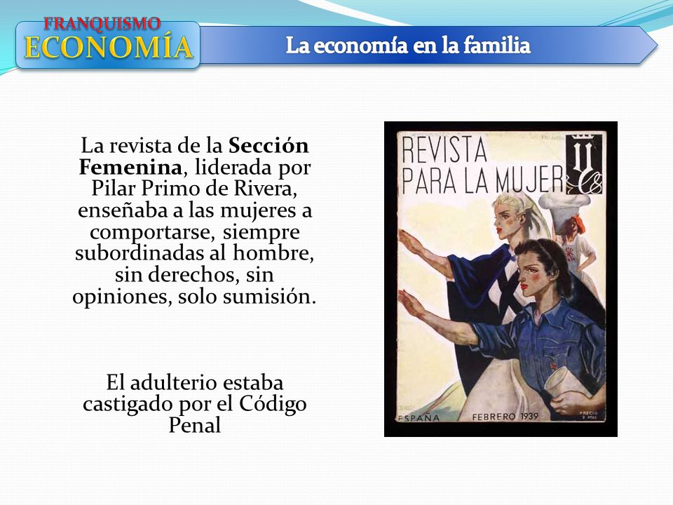 ECONOMÍA La economía en la familia