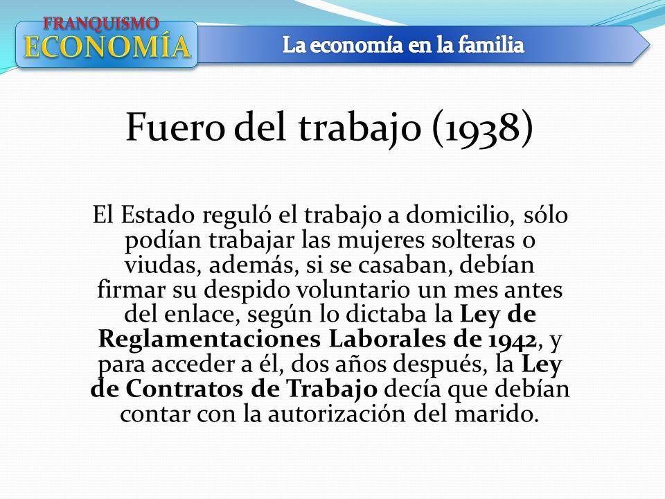 La economía en la familia
