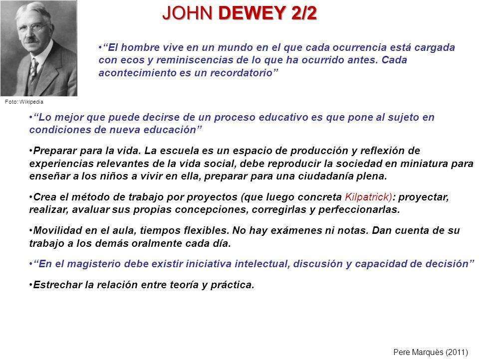 JOHN DEWEY 2/2
