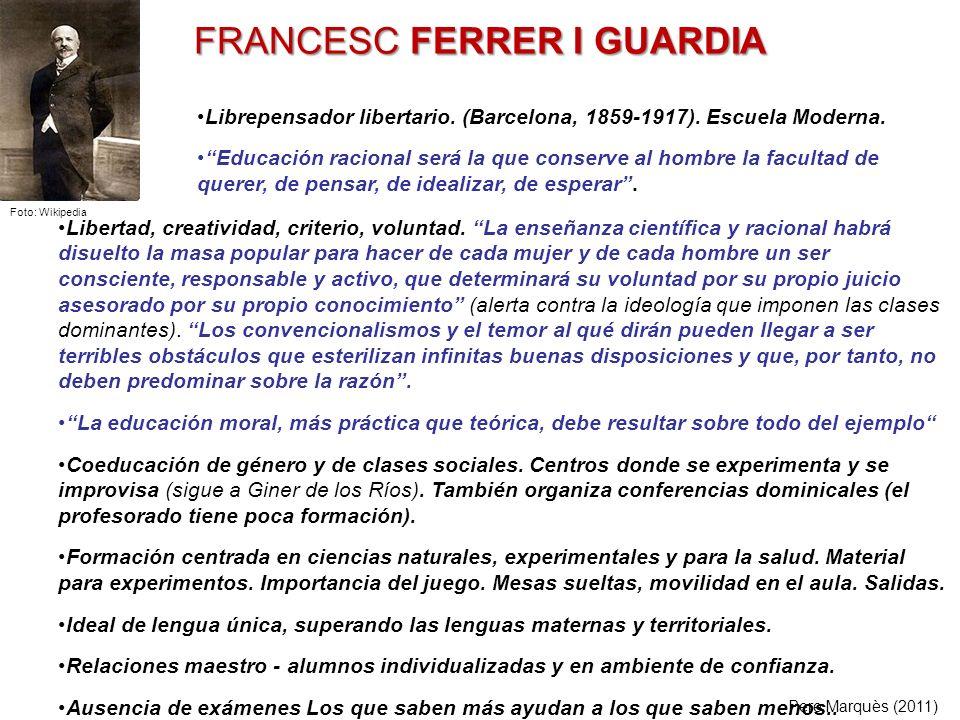 FRANCESC FERRER I GUARDIA