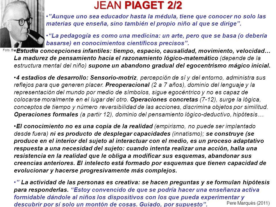 JEAN PIAGET 2/2